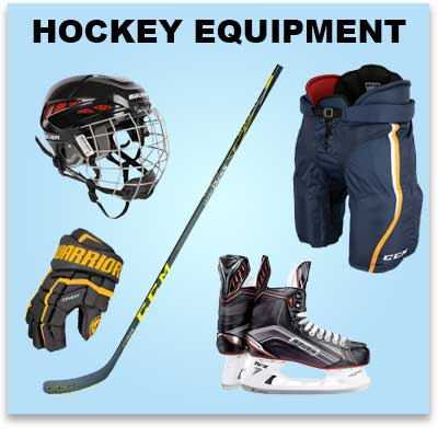 HOCKEY EQUIPIMENT