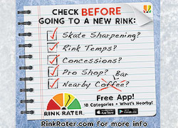 rink rater app