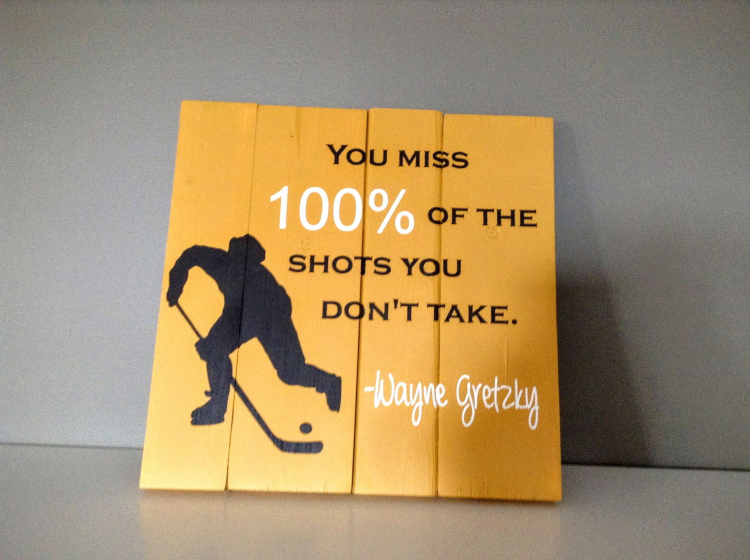Hockey Home Decor - Rink Rater App - Hockey Rink Reviews by YOU